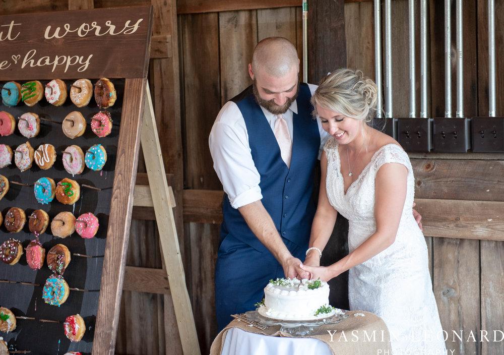 L'abri at Linwood - Yasmin Leonard Photography - NC Wedding Venues - NC Weddings - NC Photographer - High Point Wedding Photographer - Charlotte Wedding Photographer - Pink and Navy Wedding - Pale Pink Wedding - Outdoor Summer Wedding-103.jpg