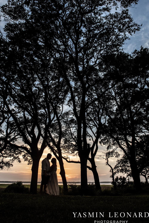 Carolina Beach Engagement Session - Kure Beach - Fort Fisher Engagement Session - Beach Engagement Session - Wrightsville Beach Weddings - Weddings on the Beach - Wilmington NC - Yasmin Leonard Photography-19.jpg
