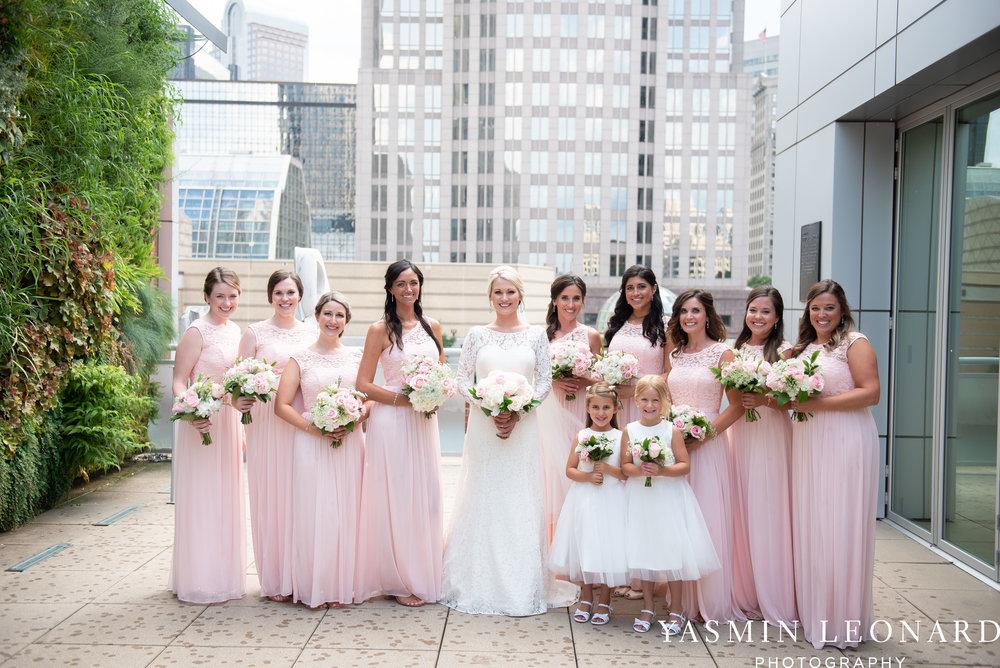 Foundation of the Carolinas - Charlotte Wedding - CLT Wedding - Charlotte NC - Uptown Charlotte Wedding - Indoor Charlotte Wedding - Charlotte Wedding Venues - Yasmin Leonard Photography-16.jpg