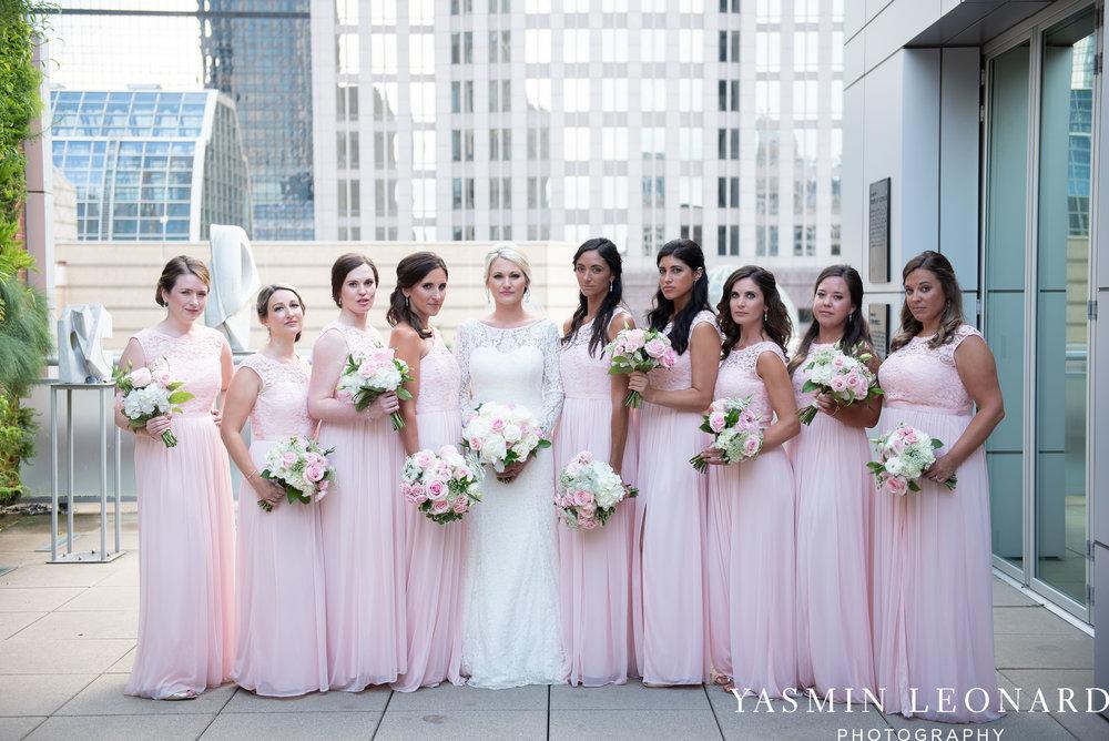 Foundation of the Carolinas - Charlotte Wedding - CLT Wedding - Charlotte NC - Uptown Charlotte Wedding - Indoor Charlotte Wedding - Charlotte Wedding Venues - Yasmin Leonard Photography-18.jpg