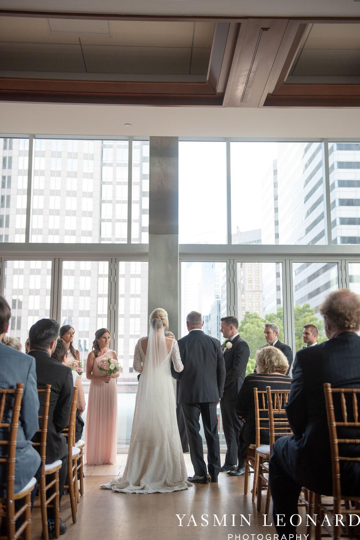 Foundation of the Carolinas - Charlotte Wedding - CLT Wedding - Charlotte NC - Uptown Charlotte Wedding - Indoor Charlotte Wedding - Charlotte Wedding Venues - Yasmin Leonard Photography-31.jpg