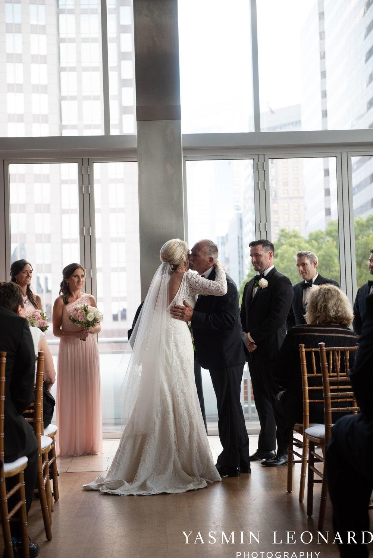 Foundation of the Carolinas - Charlotte Wedding - CLT Wedding - Charlotte NC - Uptown Charlotte Wedding - Indoor Charlotte Wedding - Charlotte Wedding Venues - Yasmin Leonard Photography-32.jpg