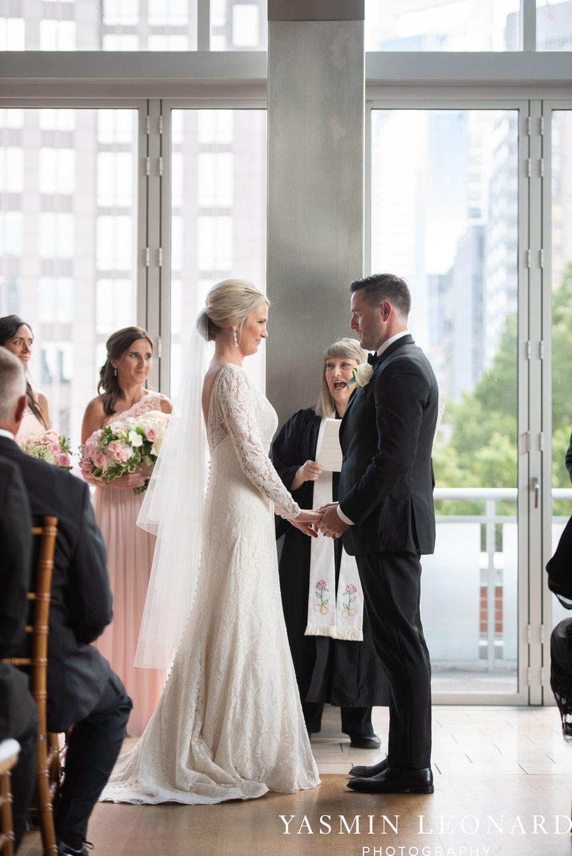 Foundation of the Carolinas - Charlotte Wedding - CLT Wedding - Charlotte NC - Uptown Charlotte Wedding - Indoor Charlotte Wedding - Charlotte Wedding Venues - Yasmin Leonard Photography-33.jpg