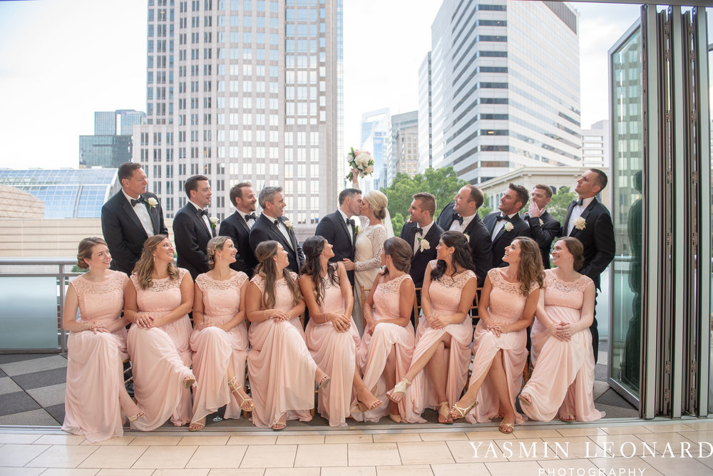 Foundation of the Carolinas - Charlotte Wedding - CLT Wedding - Charlotte NC - Uptown Charlotte Wedding - Indoor Charlotte Wedding - Charlotte Wedding Venues - Yasmin Leonard Photography-42.jpg