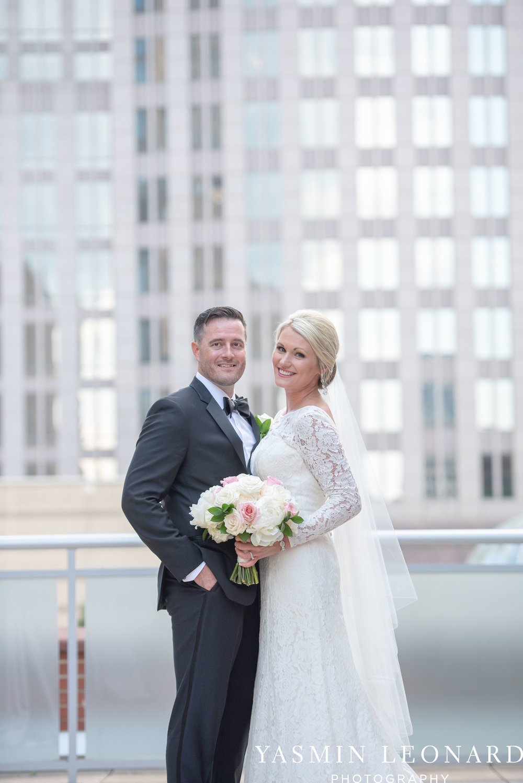 Foundation of the Carolinas - Charlotte Wedding - CLT Wedding - Charlotte NC - Uptown Charlotte Wedding - Indoor Charlotte Wedding - Charlotte Wedding Venues - Yasmin Leonard Photography-50.jpg