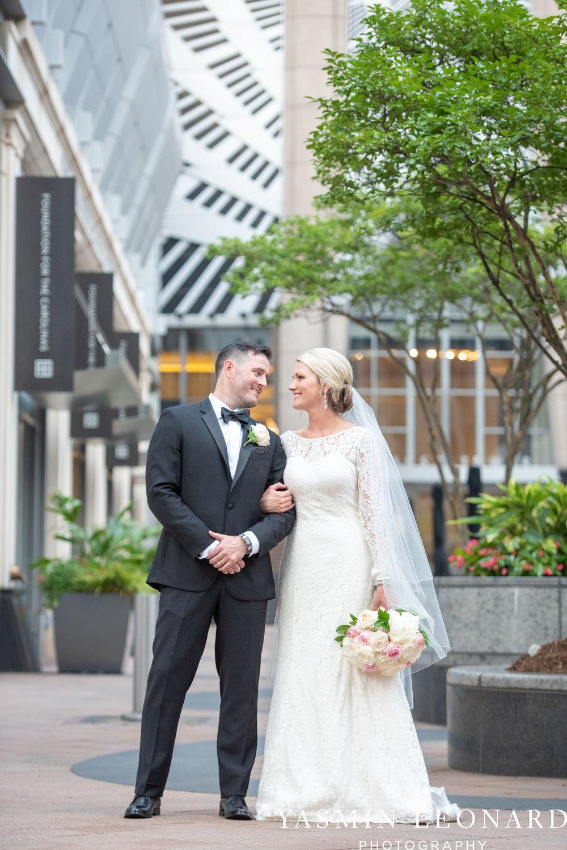 Foundation of the Carolinas - Charlotte Wedding - CLT Wedding - Charlotte NC - Uptown Charlotte Wedding - Indoor Charlotte Wedding - Charlotte Wedding Venues - Yasmin Leonard Photography-58.jpg
