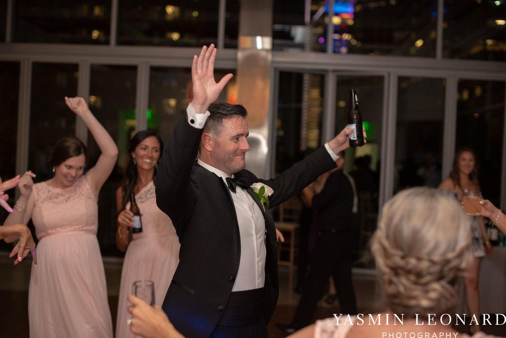Foundation of the Carolinas - Charlotte Wedding - CLT Wedding - Charlotte NC - Uptown Charlotte Wedding - Indoor Charlotte Wedding - Charlotte Wedding Venues - Yasmin Leonard Photography-81.jpg