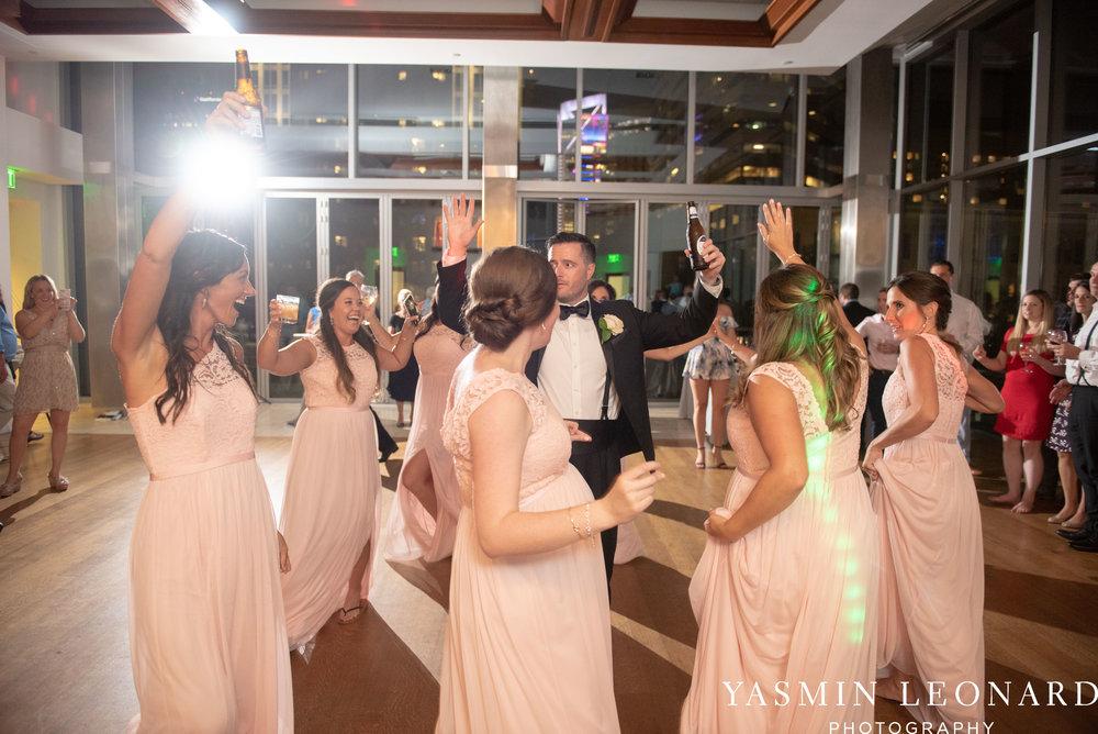 Foundation of the Carolinas - Charlotte Wedding - CLT Wedding - Charlotte NC - Uptown Charlotte Wedding - Indoor Charlotte Wedding - Charlotte Wedding Venues - Yasmin Leonard Photography-82.jpg