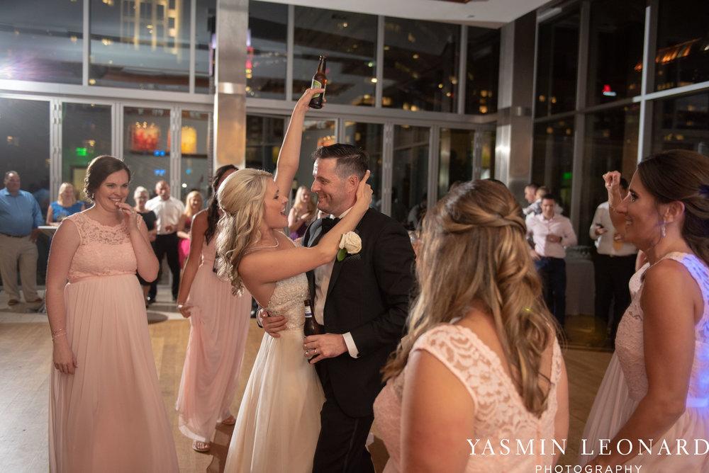 Foundation of the Carolinas - Charlotte Wedding - CLT Wedding - Charlotte NC - Uptown Charlotte Wedding - Indoor Charlotte Wedding - Charlotte Wedding Venues - Yasmin Leonard Photography-85.jpg