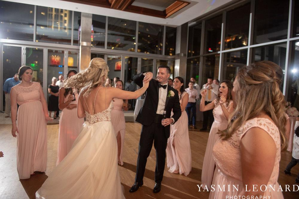 Foundation of the Carolinas - Charlotte Wedding - CLT Wedding - Charlotte NC - Uptown Charlotte Wedding - Indoor Charlotte Wedding - Charlotte Wedding Venues - Yasmin Leonard Photography-86.jpg