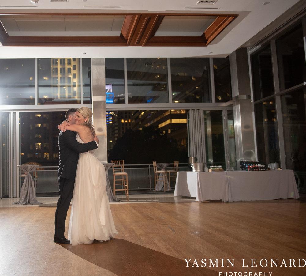Foundation of the Carolinas - Charlotte Wedding - CLT Wedding - Charlotte NC - Uptown Charlotte Wedding - Indoor Charlotte Wedding - Charlotte Wedding Venues - Yasmin Leonard Photography-92.jpg