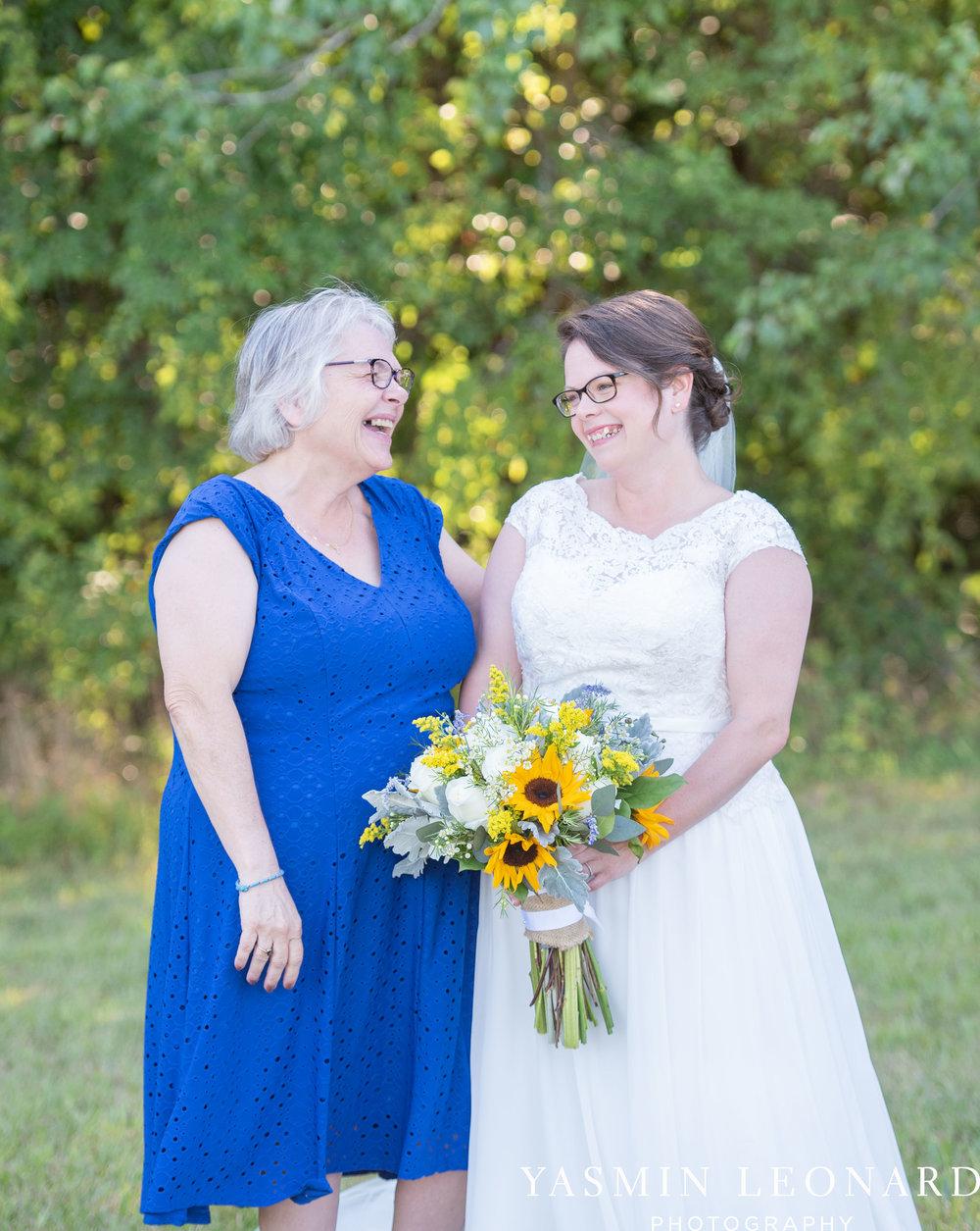 Patty and Matt - Sunflowers and Lemons - NC Wedding Photographer - Yasmin Leonard Photography-17.jpg
