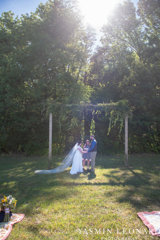 Patty and Matt - Sunflowers and Lemons - NC Wedding Photographer - Yasmin Leonard Photography-22.jpg