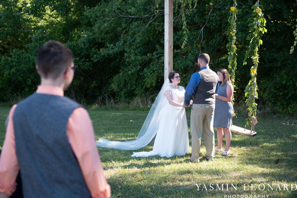 Patty and Matt - Sunflowers and Lemons - NC Wedding Photographer - Yasmin Leonard Photography-24.jpg