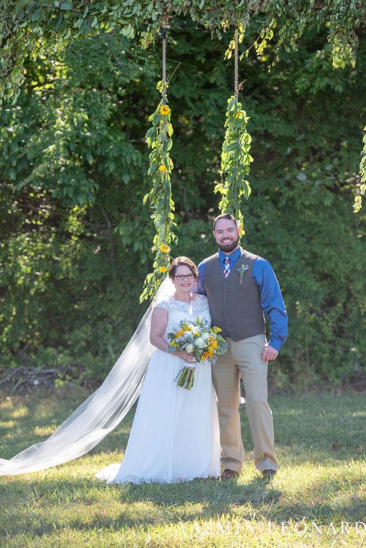 Patty and Matt - Sunflowers and Lemons - NC Wedding Photographer - Yasmin Leonard Photography-27.jpg