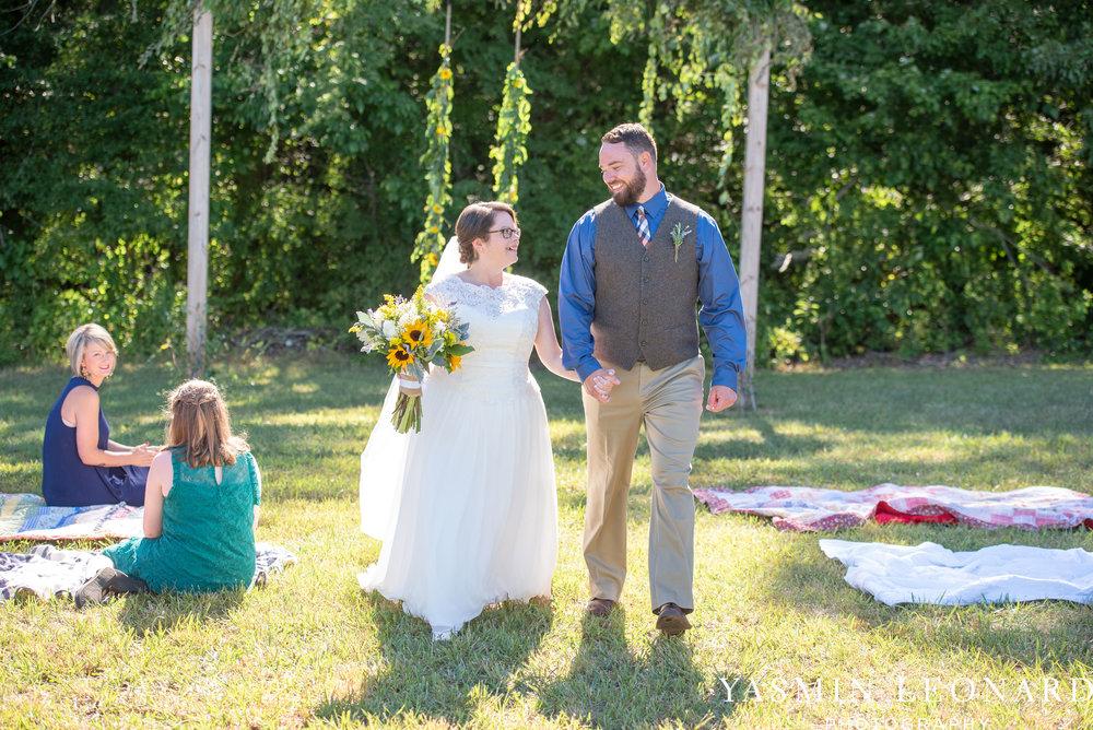 Patty and Matt - Sunflowers and Lemons - NC Wedding Photographer - Yasmin Leonard Photography-29.jpg