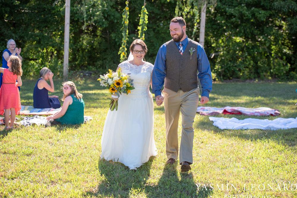 Patty and Matt - Sunflowers and Lemons - NC Wedding Photographer - Yasmin Leonard Photography-30.jpg