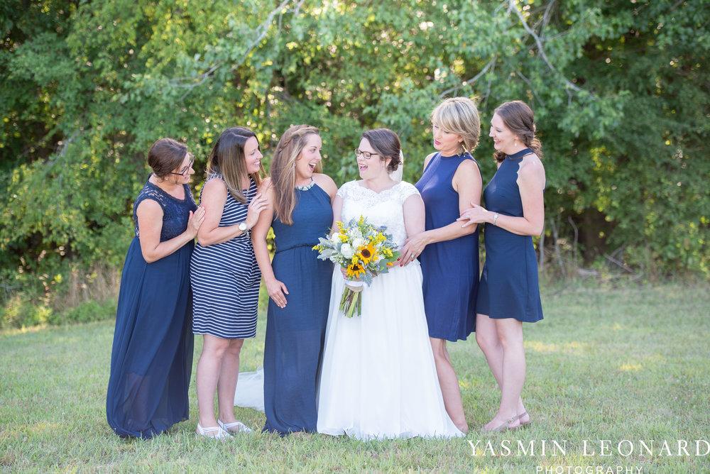 Patty and Matt - Sunflowers and Lemons - NC Wedding Photographer - Yasmin Leonard Photography-31.jpg
