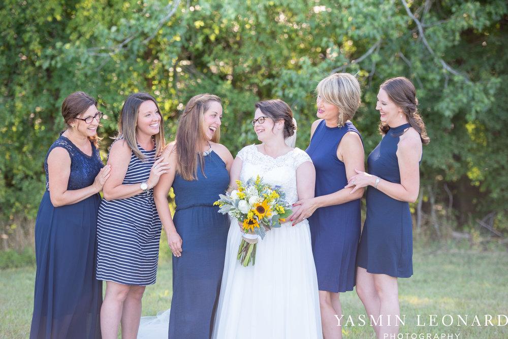Patty and Matt - Sunflowers and Lemons - NC Wedding Photographer - Yasmin Leonard Photography-33.jpg