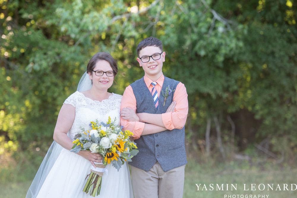 Patty and Matt - Sunflowers and Lemons - NC Wedding Photographer - Yasmin Leonard Photography-35.jpg