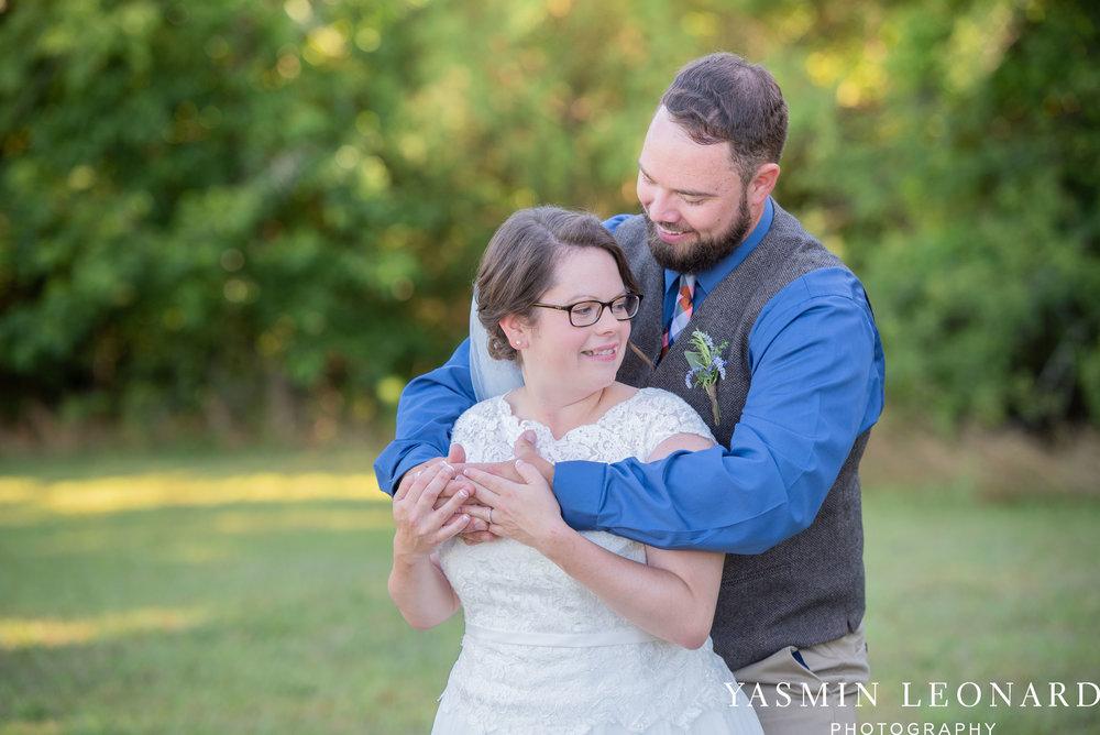 Patty and Matt - Sunflowers and Lemons - NC Wedding Photographer - Yasmin Leonard Photography-40.jpg