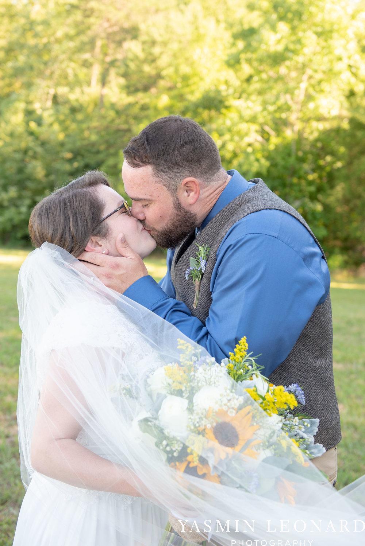 Patty and Matt - Sunflowers and Lemons - NC Wedding Photographer - Yasmin Leonard Photography-45.jpg