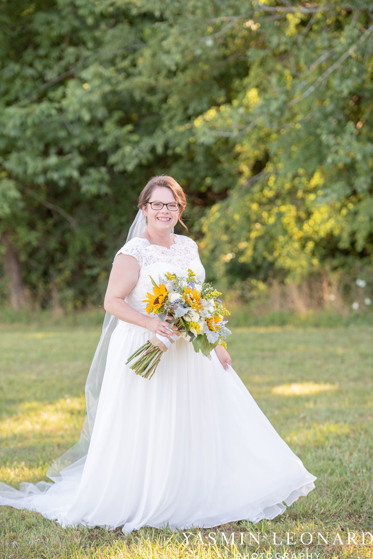 Patty and Matt - Sunflowers and Lemons - NC Wedding Photographer - Yasmin Leonard Photography-47.jpg