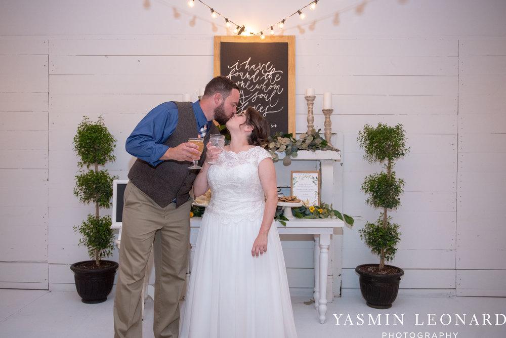 Patty and Matt - Sunflowers and Lemons - NC Wedding Photographer - Yasmin Leonard Photography-57.jpg