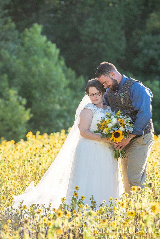 Patty and Matt - Sunflowers and Lemons - NC Wedding Photographer - Yasmin Leonard Photography-63.jpg