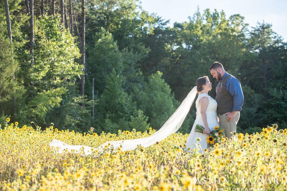 Patty and Matt - Sunflowers and Lemons - NC Wedding Photographer - Yasmin Leonard Photography-62.jpg