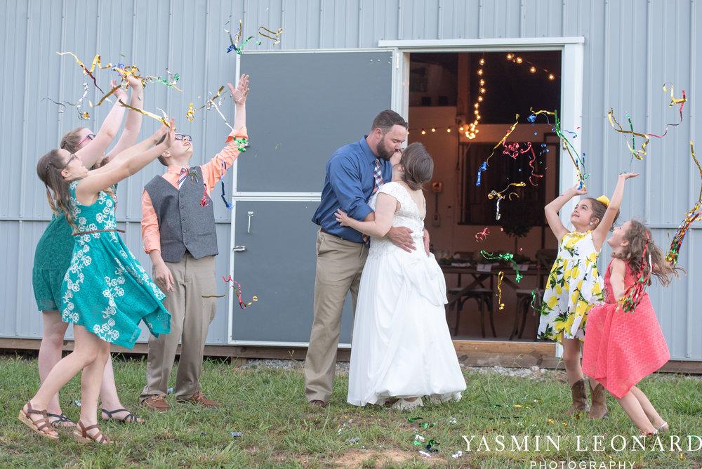 Patty and Matt - Sunflowers and Lemons - NC Wedding Photographer - Yasmin Leonard Photography-65.jpg