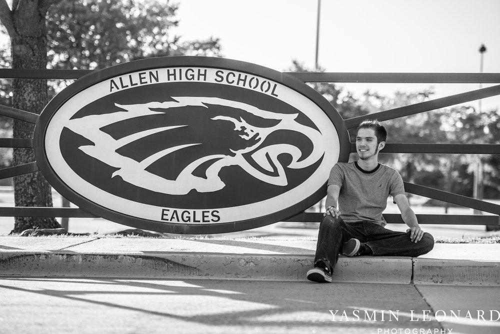 Allen High School - Allen TX - Allen High School Seniors - Allen Seniors - NC Senior Photographer - Yasmin Leonard Photography-9.jpg