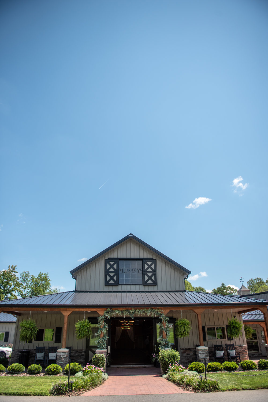 Legacy Stables and Events - Winston Salem Wedding Venues - Yasmin Leonard Photography - NC Barn Venues