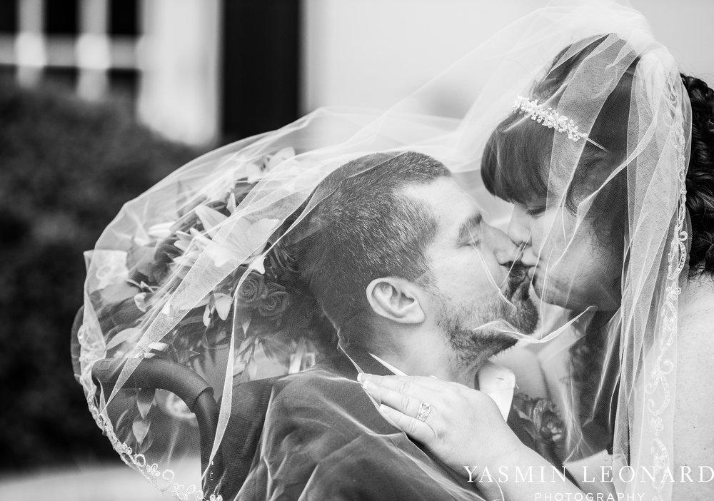 High Point Country Club - Orange and Red Wedding - Country Wedding - Cowboy Hat Wedding - Country Club Wedding - High Point NC - Yasmin Leonard Photography-30.jpg