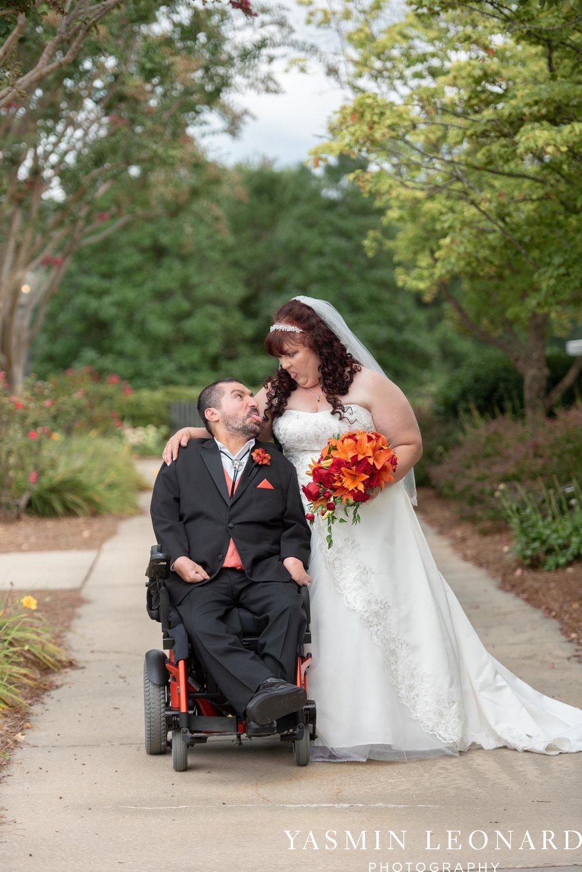 High Point Country Club - Orange and Red Wedding - Country Wedding - Cowboy Hat Wedding - Country Club Wedding - High Point NC - Yasmin Leonard Photography-32.jpg