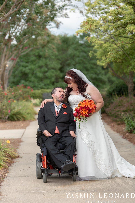 High Point Country Club - Orange and Red Wedding - Country Wedding - Cowboy Hat Wedding - Country Club Wedding - High Point NC - Yasmin Leonard Photography-33.jpg