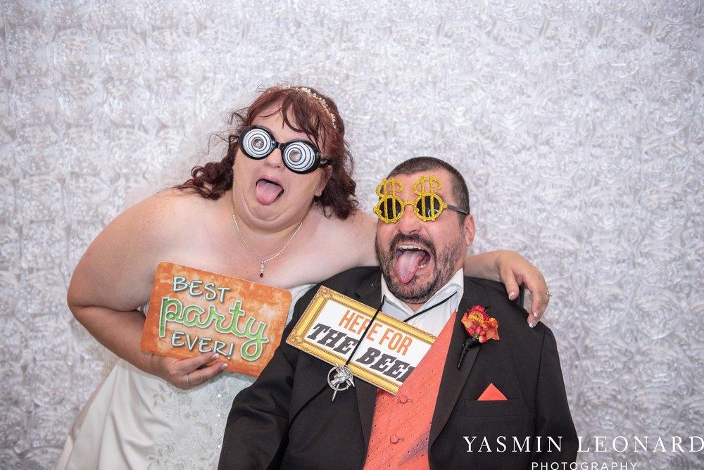 High Point Country Club - Orange and Red Wedding - Country Wedding - Cowboy Hat Wedding - Country Club Wedding - High Point NC - Yasmin Leonard Photography-56.jpg