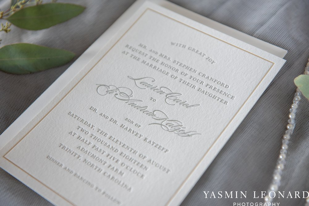 Adaumont Farm - Adaumont Farm Wedding - NC Wedding Venue - Triad Wedding Venue - Winston Salem Wedding Venue - NC Photographer - Yasmin Leonard Photography-3.jpg