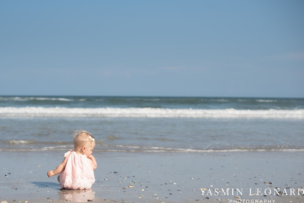 Wrightsville Beach Family Session - NC Photographer - NC Beach Photographer - NC Beach - NC Beach Photos - What to wear Beach - 6 Month Old Beach - Yasmin Leonard Photography-13.jpg