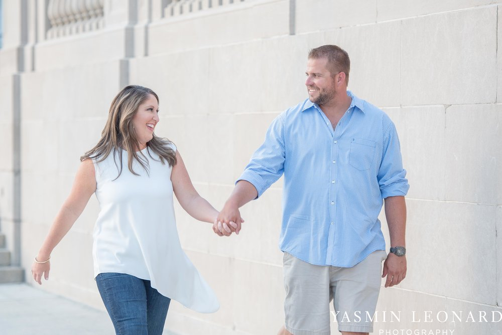Wrightsville Beach Engagement Session - Wilmington Engagement Session - Downtown Wilmington Engagement Session - NC Weddings - Wilmington NC - Yasmin Leonard Photography-4.jpg