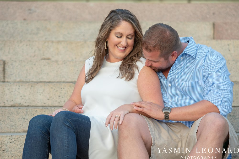 Wrightsville Beach Engagement Session - Wilmington Engagement Session - Downtown Wilmington Engagement Session - NC Weddings - Wilmington NC - Yasmin Leonard Photography-13.jpg