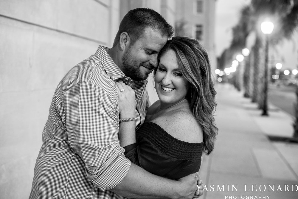 Wrightsville Beach Engagement Session - Wilmington Engagement Session - Downtown Wilmington Engagement Session - NC Weddings - Wilmington NC - Yasmin Leonard Photography-21.jpg