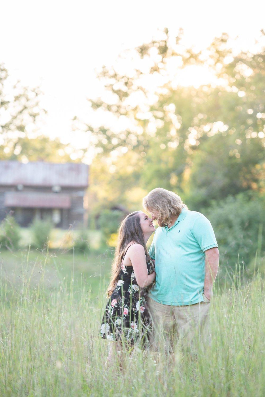 NC Engagement - Engagement Ideas - Engagement Poses - NC Photographer - NC Weddings - Outdoor engagement - Sunset Engagement - Golden Hour - NC Wedding Photographer -3.jpg