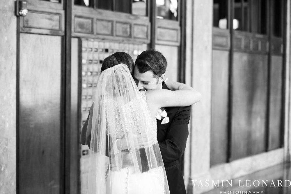 Millennium Center Wedding - Downtown Winston Salem - Winston Salem Wedding Photographer - Winston Salem Venues - Indoor Wedding Venues - NC Wedding Photographer - Yasmin Leonard Photography-20.jpg