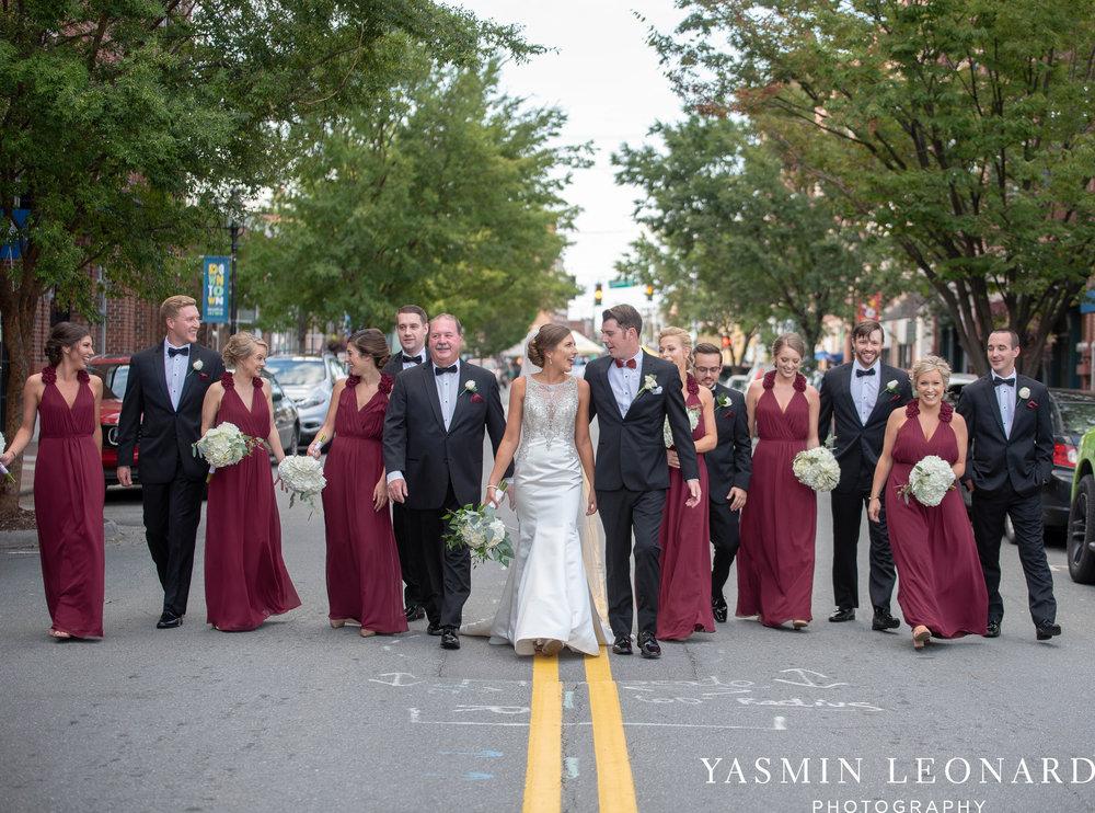 Millennium Center Wedding - Downtown Winston Salem - Winston Salem Wedding Photographer - Winston Salem Venues - Indoor Wedding Venues - NC Wedding Photographer - Yasmin Leonard Photography-33.jpg