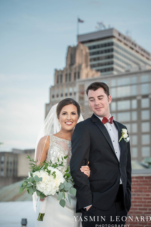 Millennium Center Wedding - Downtown Winston Salem - Winston Salem Wedding Photographer - Winston Salem Venues - Indoor Wedding Venues - NC Wedding Photographer - Yasmin Leonard Photography-49.jpg