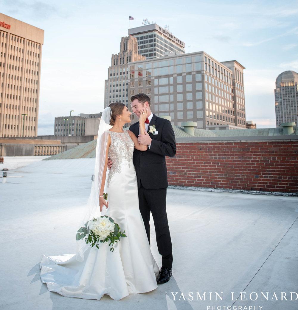 Millennium Center Wedding - Downtown Winston Salem - Winston Salem Wedding Photographer - Winston Salem Venues - Indoor Wedding Venues - NC Wedding Photographer - Yasmin Leonard Photography-51.jpg