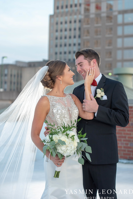 Millennium Center Wedding - Downtown Winston Salem - Winston Salem Wedding Photographer - Winston Salem Venues - Indoor Wedding Venues - NC Wedding Photographer - Yasmin Leonard Photography-52.jpg