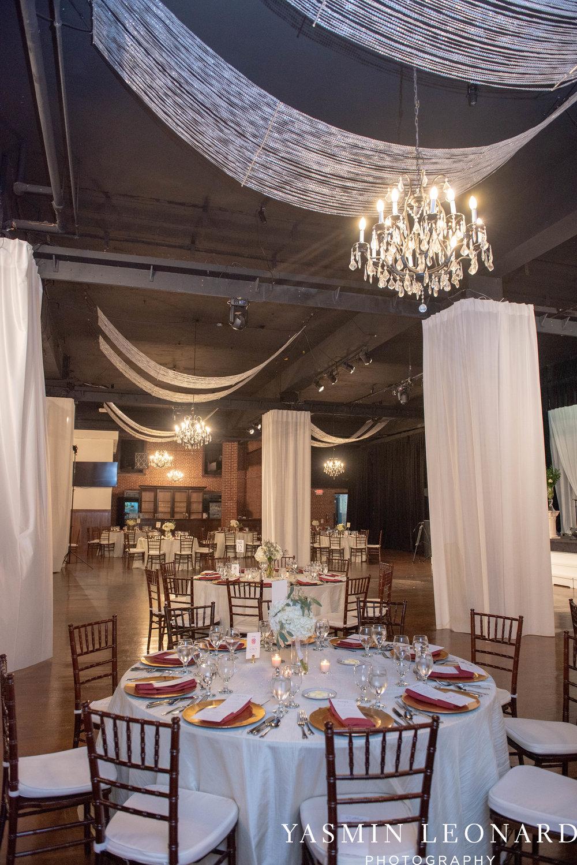 Millennium Center Wedding - Downtown Winston Salem - Winston Salem Wedding Photographer - Winston Salem Venues - Indoor Wedding Venues - NC Wedding Photographer - Yasmin Leonard Photography-63.jpg