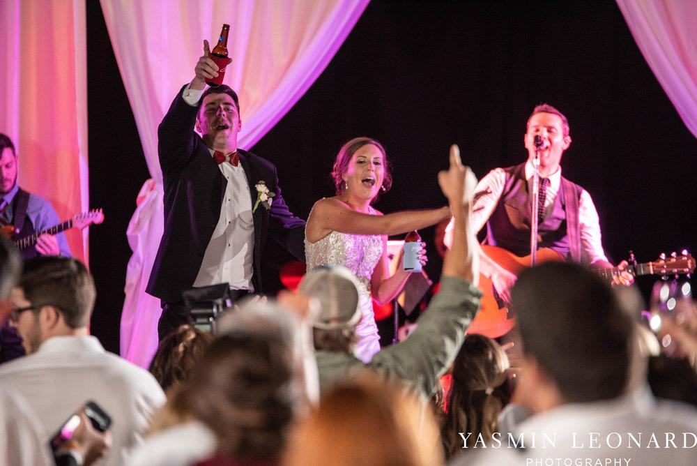 Millennium Center Wedding - Downtown Winston Salem - Winston Salem Wedding Photographer - Winston Salem Venues - Indoor Wedding Venues - NC Wedding Photographer - Yasmin Leonard Photography-78.jpg